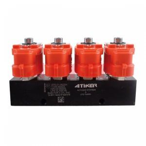 Форсунки Atiker AHC 3 Ohm на 4 циліндри