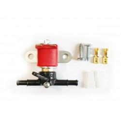 Электромагнитный клапан бензина ASTAR GAS (штуцер пластик)