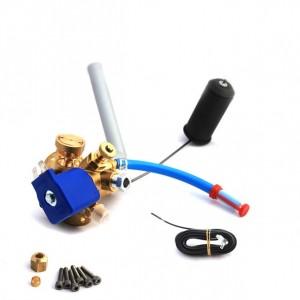 Мультиклапан Tomasetto D315x30 Extra вых. d-8 mm с катушкой для цилиндрического баллона,без ВЗУ