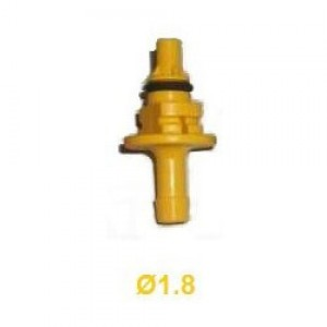 Жиклер (штуцер) калібрувальний до форсунок AEB 1.8 мм жовтий