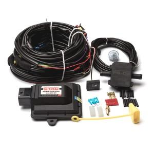 Электроника STAG 200 Go-Fast на 4 цилиндра