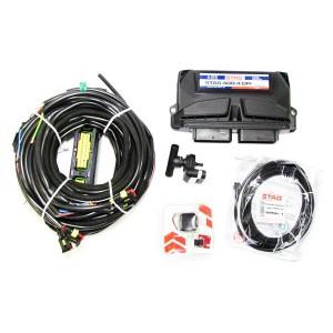 Электроника STAG-400 DPI B1 на 4 цилиндра