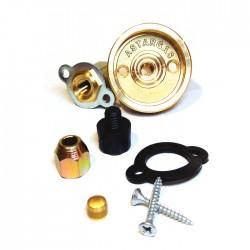 Врезное заправочное устройство ASTAR GAS (ВЗУ в лючок) короткое