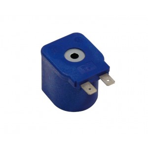 Катушка электромагнитная Tomasetto редуктора АТ, АТ07 Большая (синяя)
