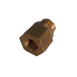 Переходник D 6 mm-D 8 mm для редуктора Tomasetto Artic