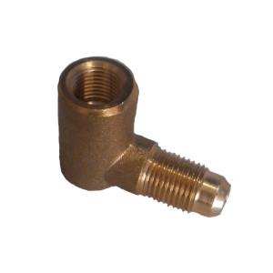 Угольник для мультиклапана D6-D6